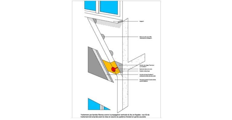 plan facade 3d